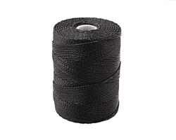 C-Lon Black (.5mm) Bead Cord