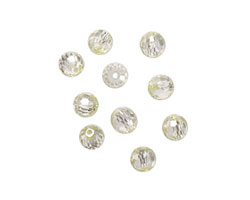 Jonquil Faceted Round 6mm
