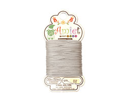 Gray Amiet Thread 22 yards