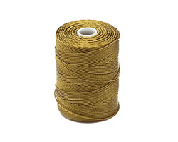 C-Lon Golden Olive (.5mm) Bead Cord