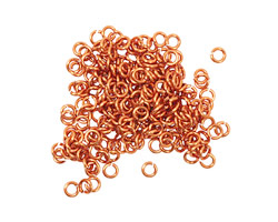 Artistic Wire Natural Chain Maille Jump Ring 2.38mm, 20 gauge