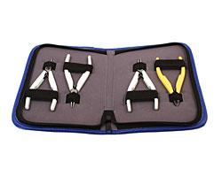 Lindstrom Supreme 4 Piece Tool Kit w/ Case