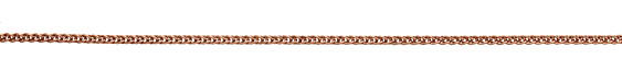 Antique Copper (plated) Braided Cable Chain