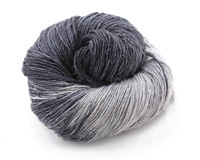 Grayscale Lace Weight Silk Yarn