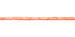 Coral, Angel Skin Pink Tube 5-6x2-3mm