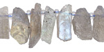 Labradorite Shard Drops 13-22x6-10mm
