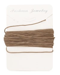Beige Chinese Knotting Cord 1mm