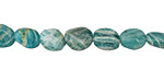 Russian Amazonite Tumbled Nugget 5-10x5-8mm