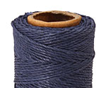 Navy Blue Hemp Twine 20 lb, 205 ft