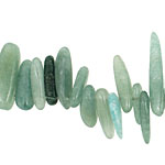 Green Aventurine Stick 3-7x12-24mm
