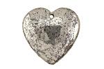 Golden Pyrite Heart Focal 35mm