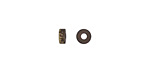 Saki Bronze Etched Disc 2x5mm