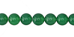 Green Agate Round 8mm