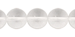 Rock Crystal Round 14mm