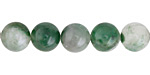 Green Chalcedony Round 10mm
