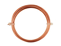 German Style Wire Copper Round 22 gauge, 10 meters