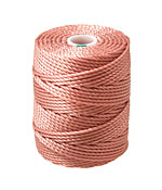 C-Lon Rose Tex 400 (1mm) Bead Cord