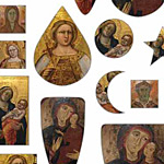 Nunn Design Madonna Icons Collage Sheet