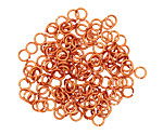 Artistic Wire Natural Chain Maille Jump Ring 3.97mm, 18 gauge