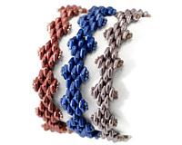 Rickrack Bracelet Pattern