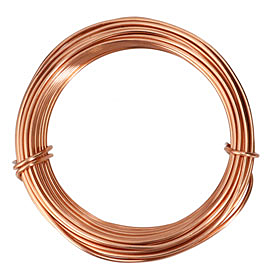 Artistic Wire Aluminum Copper 12 Gauge, 12 meters
