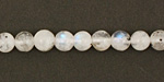 Moonstone (rainbow) Round 6mm