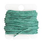 Sage Irish Waxed Linen 7 ply