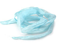 Sky Silk Ribbon 20mm