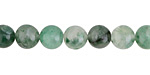 Green Chalcedony Round 8mm