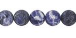 Sodalite (matte) Round 10mm