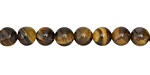 Tiger Eye Round 6mm