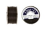 TOHO One-G Black Thread