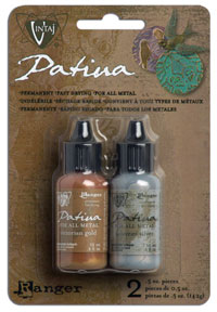 Vintaj Treasured Heirloom Patina Kit
