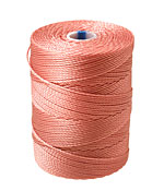 C-Lon Rose Fine Weight (.4mm) Bead Cord