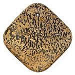 Artistic Stone Diamond Pendant 45mm