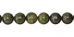 Green Pyrite Round 8mm