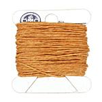 Butterscotch Irish Waxed Linen 4 ply