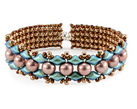 Spring in Bloom Bracelet Pattern