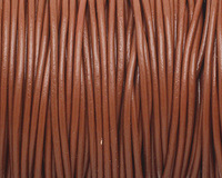 Saddle Round Leather Cord 2mm