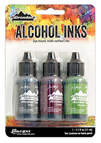 Adirondack Cottage Path Alcohol Ink Kit