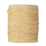 C-Lon Cream Tex 400 (1mm) Bead Cord