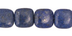 Denim Lapis Puff Square 14mm