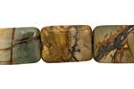 Red Creek Jasper Thin Pillow 18x13mm
