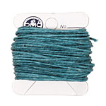 Teal Irish Waxed Linen 7 ply