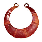Patricia Healey Copper Large Loop Pendant Link 43x44mm