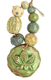 Gaea Ceramic Emerald Lotus Bundle