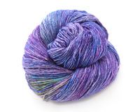 Delphinium Lace Weight Silk Yarn