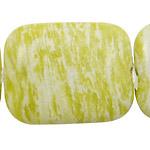 Natural Lemon Jade Thin Pillow 45x35mm