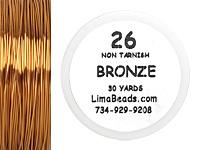 Parawire Bronze 26 Gauge, 30 Yards