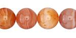 Red Botswana Agate Round 14mm